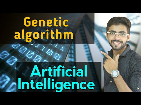 genetic algorithm in artificial intelligence | genetic algorithm in hindi | Artificial intelligence