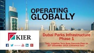 Kier DubaiPark May3