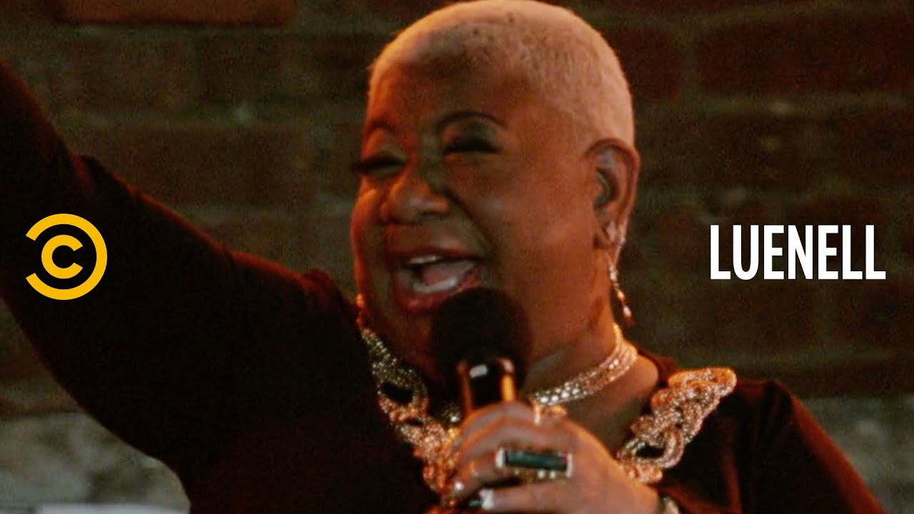 Texting Was Invented by Men - Luenell