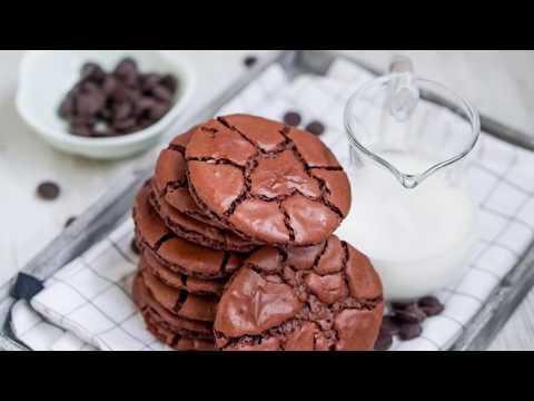 !!СУПЕР!! Шоколадное печенье Брауни - MaryBakery