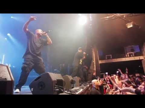 B-Real, X-Zibit and Demrick (A.K.A.Serial Killers) live at D&D Lowrider 10th Anniversary Barcelona.