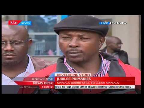 Trouble in Roysambu as incumbent MP declares himself winner of Jubilee nominations