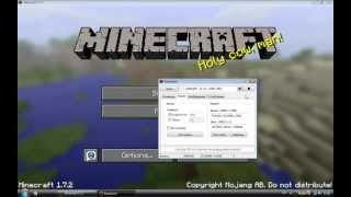 Скачать мод на мини карту для Minecraft 1.7.2