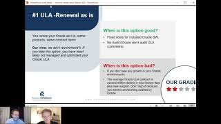 Learn why a ULA renewal without changes is the worst option