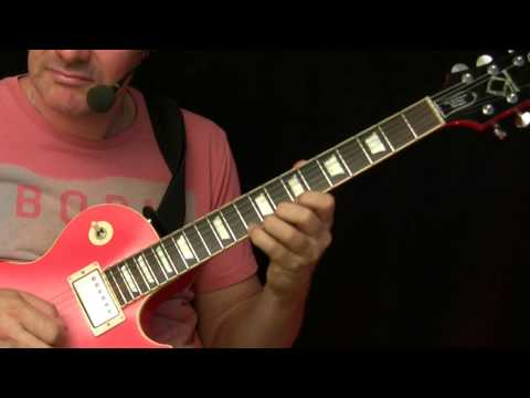 Guitar Lesson - Shredding Basics