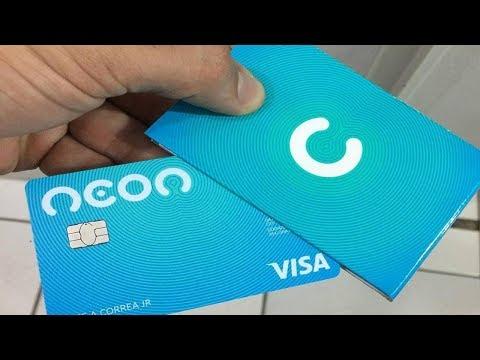 Banco Neon lança novamente seu cartão de crédito,será que agora vai?