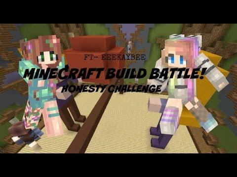 | Build Battle - Honesty Challenge! | Ft- EeeKayBee