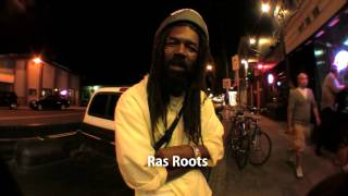 Ras Roots has a message for the racists!