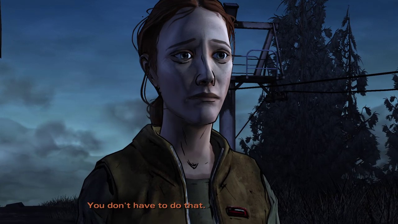The Walking Dead Game Bonnie - The Walking Dead