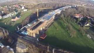 Bridge Md-7, Nowy Sacz, Poland 2015: Incremental Launching Method