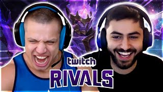 twitch Rivals: League of Legends Team Draft Showdown (Day 1) - LoL Daily Moments