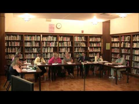 Eldred Central Schools BOE Meeting 7/13/2017