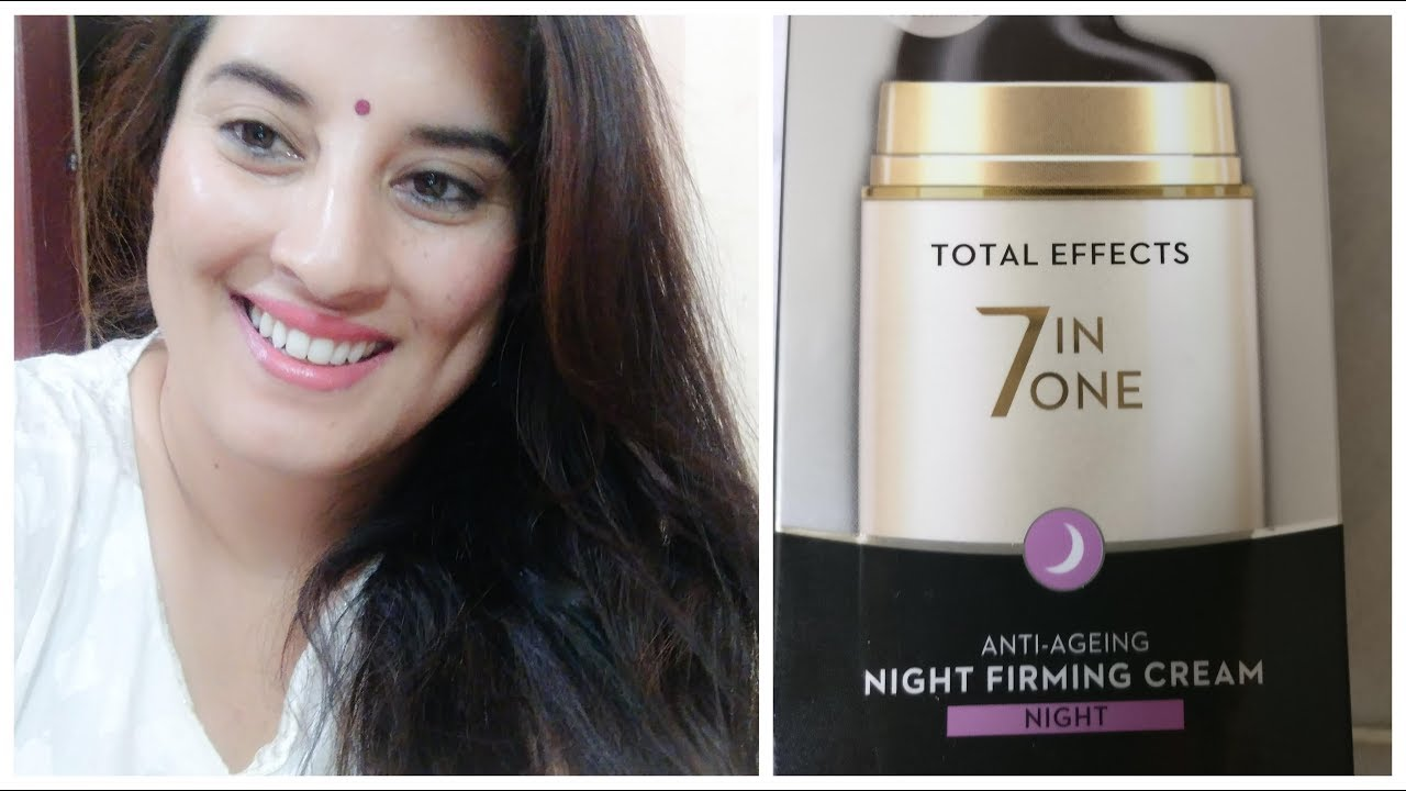 Olay Total Effects 7 In One Anti Ageing Night Firming Cream Review 50gr Olaytotaleffects7inone Bestantiagingcreamindia Olaynightcream