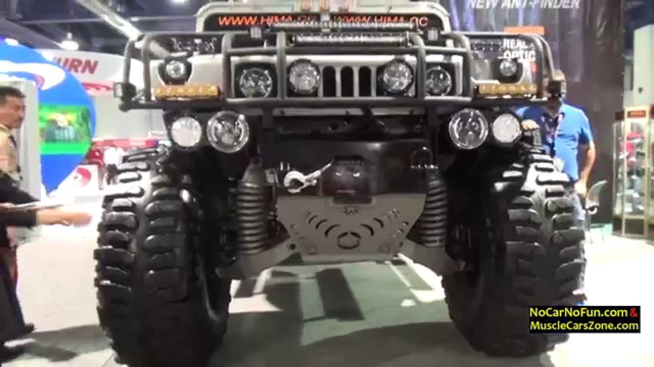 Hummer H2 10-12 Inch Lift Kit