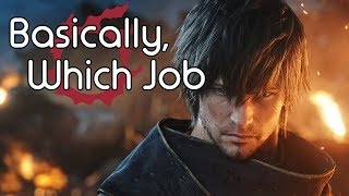 Basically, which job to play | FFXIV