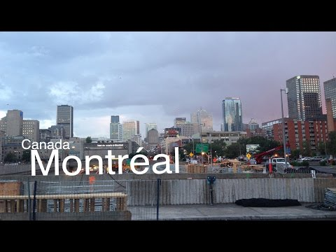 Montreal | Canada - city in a song | Fast Car