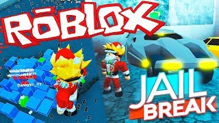 GET EASY POLICE LEVELS ? JAILBREAK ROBLOX