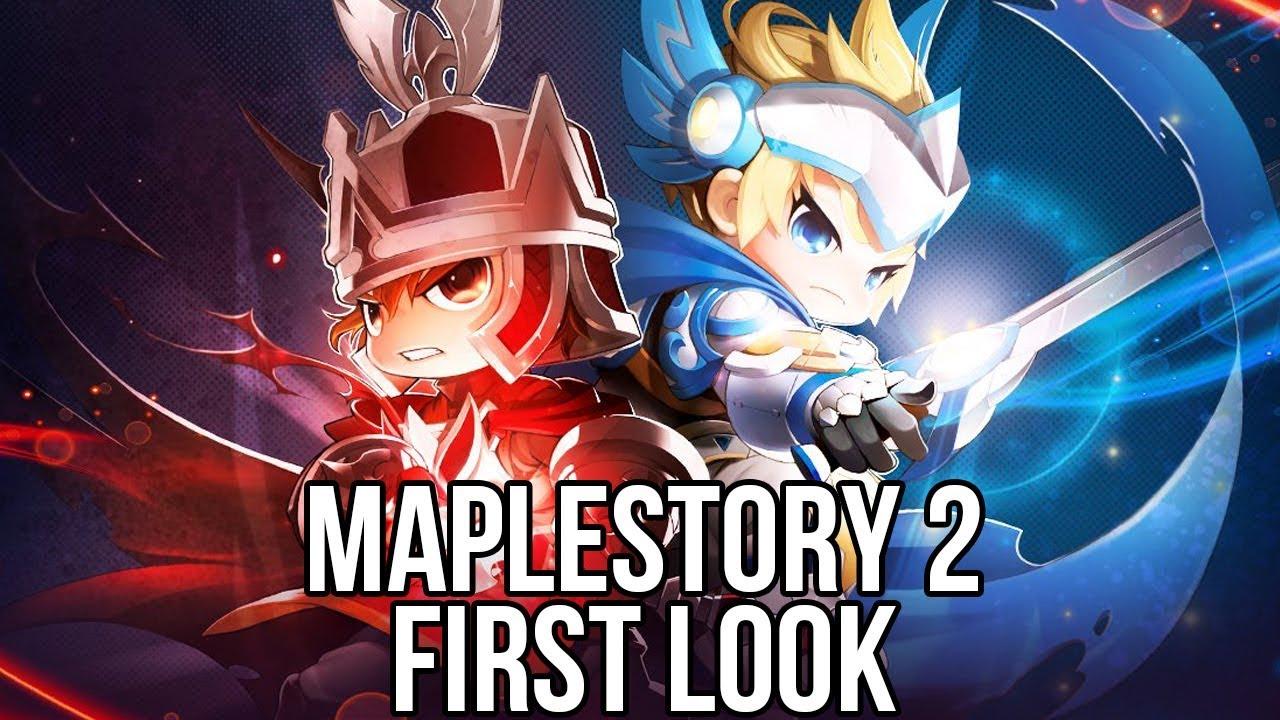 maplestory 2 na beta giveaway