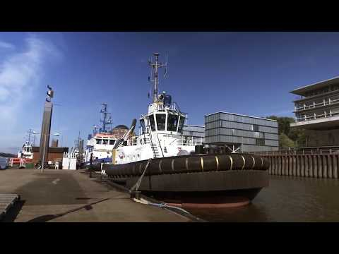 Stories from the Sea - Harbour Tug