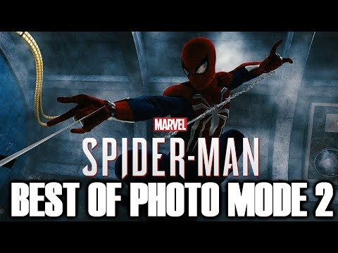 Spider-Man PS4 - BEST OF PHOTO MODE 2!