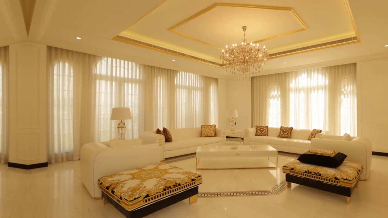Luxury Villa In Dubai Luxury Hd Youtube