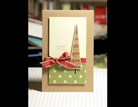 Merry Christmas Make A Card Monday 25 YouTube