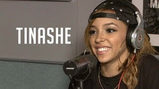 Tinashe says she smokes & drinks + was a dork in High School!