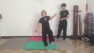 Kung fu Panda gli esercizi per bambini