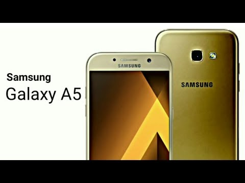 Samsung Galaxy A5 2018 Full Specifications, Price, Release Date, Review, 4 GB RAM.