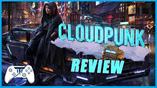 CLOUDPUNK Review - Get your head out of the clouds! (Video Game Video Review)