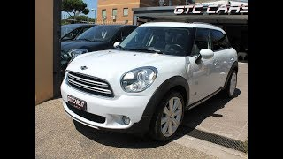 MINI Cooper D Countryman 2.0 ALL4 Aut F1 Navi Tetto XenoLED WWW.GTCCARS.IT