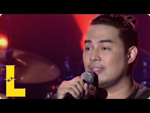 JED MADELA - Didn't We Almost Have It All (MYX Live! Performance)