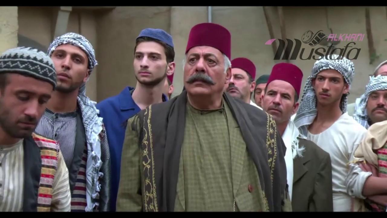 خناقة الواوي وعصام , و عودة أبو عصام , باب الحارة 6 , مشهد ٢ حلقة 6 مصطفى الخاني