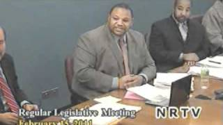 Mayor Noam Bramson Boils Over at New Rochelle City Council Meeting