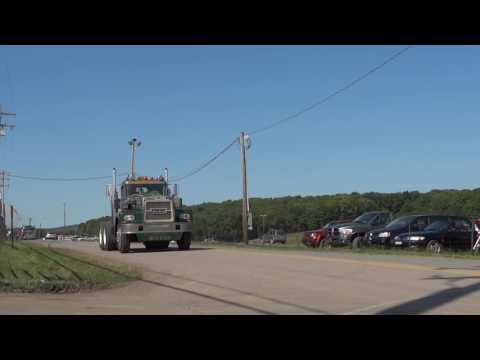 12V71 Detroit Diesel Brockway 360
