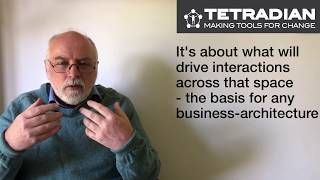 Enterprise-architecture in a small-business - Episode 24, Tetradian on Architectures