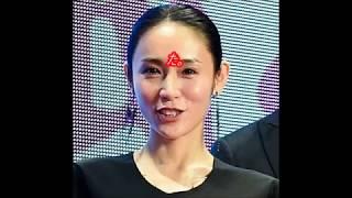 女優・山口紗弥加(38)が6日、日本テレビ系で放送された「THE突...