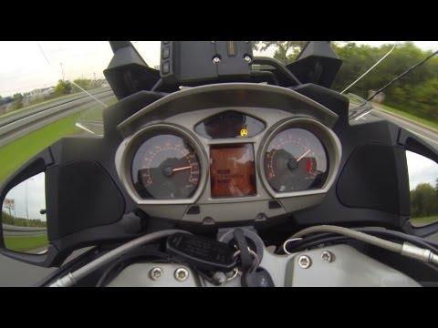 BMW R 1200 RT 0-100 km/h (0-60 mph) & 0-200 km/h (0-125 mph) acceleration