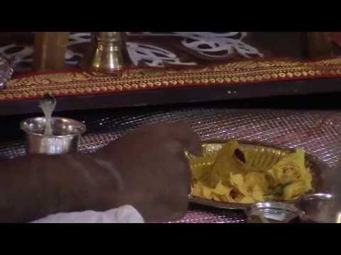 DFW Anusha pooja at Sri Anand & Smt Lalitha residence 15 Oct 2016 - Part 1