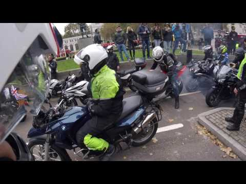 UK Bike Theft Protest