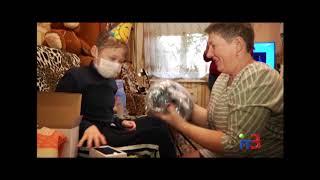 В день рождения Дениса Малиновского, который борется с тяжелой болезнью, исполнилась его мечта