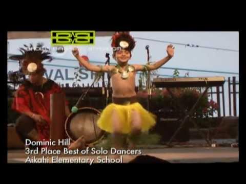 Dominic Hill-Aikahi 3rd Place Best of Solo Dancers - Aikahi Elementary School