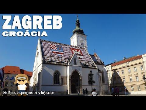 Zagreb - Croácia | Felipe, o pequeno viajante [junho de 2014]