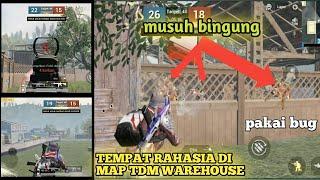 Gambar cover CARA NEMBUS ZONA  TDM WAREHOUSE..!! | BUG TERPARAH - PUBG MOBILE INDONESIA