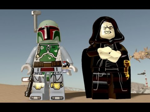 LEGO Star Wars: The Force Awakens - Reviving all 35 Classic Characters (Carbonite Bricks)
