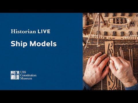 Historian Live: Ship Models