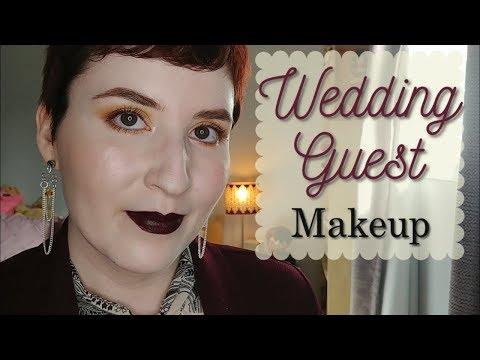 Wedding Guest Makeup Tutorial thumbnail