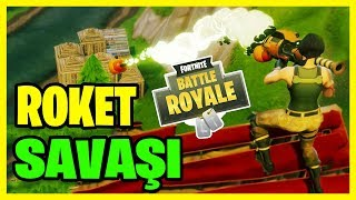 ROCKET MODE THE MOST BEAUTIFUL MOD TO DATE (Fortnite Battle Royale Gameplay English)