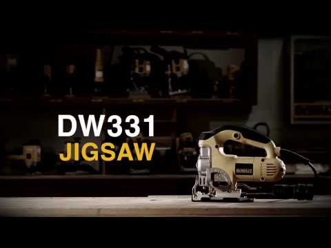 Dewalt jigsaw dw331 youtube dewalt jigsaw dw331 greentooth Images