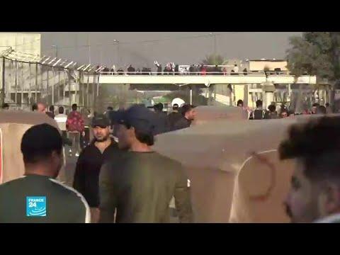 ريبورتاج: تصاعد في الحركة الاحتجاجية العراقية وتجدد للمظاهرات في بغداد  - نشر قبل 2 ساعة